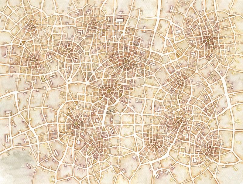 Antique Plans (Cityspace #181)